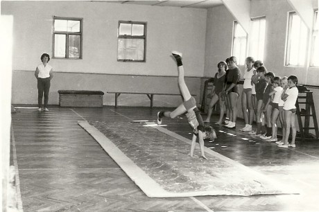 Historie cvičení Sokola 1946 - 1989 a787166d8c